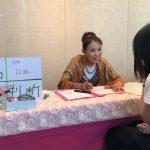 下田の道の駅で占いイベント